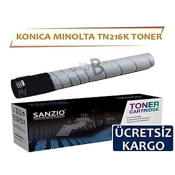 Konica Minolta TN216 Siyah Muadil Toner C220 C280 C360