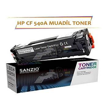 HP CF540A Çipsiz Siyah Muadil Toner HP PRO M254 M280 M281