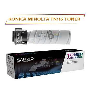 Konica Minolta Tn116 Muadil Toner Bizhub 184 164 7718