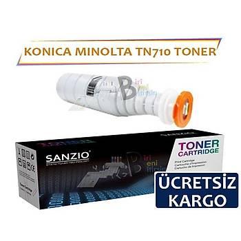 Konica Minolta Tn710 Muadil Toner Bizhub 600 601 750 751