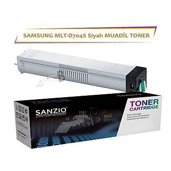 For Samsung MLT D704S Black Siyah Toner SL K3300NR 25.000 Sayfalýk