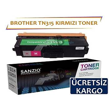 For Brother TN 315 M Kýrmýzý Muadil Toner HL4150
