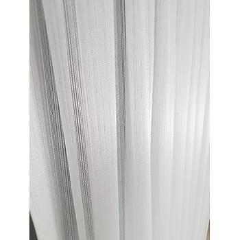 BBB Düz Modern Tül Perde Etek Kurþunlu Yüksek Kalite ET3000