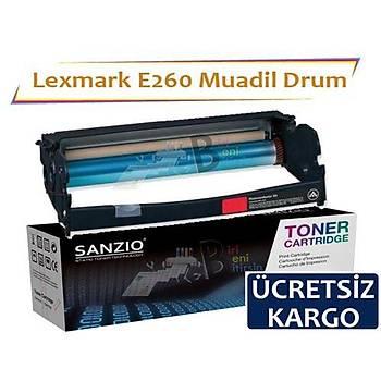 Lexmark E260 Muadil Toner Drum Ünitesi E260 E360