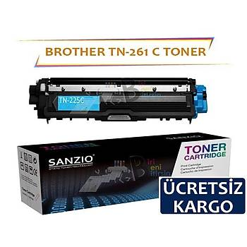 For Brother Tn 261 221 225 241 245 281 285 260 C Muadil Toner