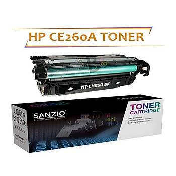 Hp Color LaserJet Ce260A Muadil Toner 648A CP4025 CP4525 CP4540