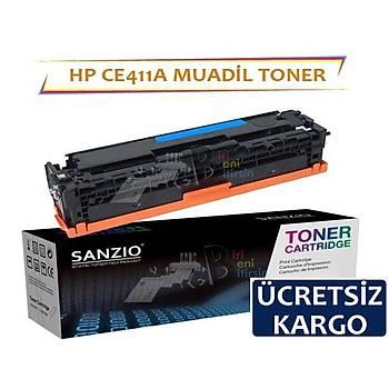HP LaserJet CE411A Muadil Toner M351, M451NW, M451DN, M451DWN, M375NW, M475DN, M475DW, M475NW, 305A