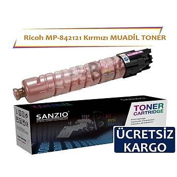Ricoh MP C305SF Ricoh 842121 (841592) Magenta Kýrmýzý Muadil Toner MP C305SPF C305SP