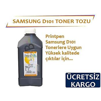 SAMSUNG MLT D101 D111 Toner Dolumu için Siyah Toner Tozu 1kg
