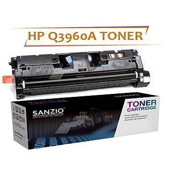 Hp Q3960A Muadil Toner 122A Color LaserJet 2550 2820 2840
