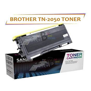 For Brother Tn2050 Muadil Toner HL 2040 2070N, MFC 7220 7420 DCP 7000