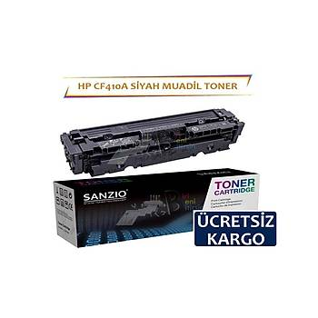 HP CF410X Siyah Muadil Toner 5000 sayfalýk M452dn MFP M477fdn M45