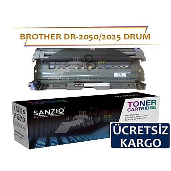 For Brother DR 2050 2025 Muadil toner drum ünitesi DCP 7010 7025