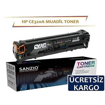 Hp CE320A Muadil Toner Siyah 128A Cm1415 Cp1525