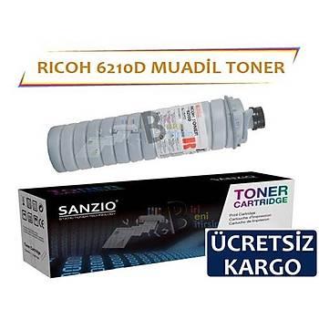 Ricoh 6210D Muadil Toner Aficio 1060 1075 2060 2075 2051 MP5500 7001 7500 8000