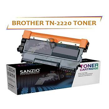 For Brother Tn2220 Muadil Toner 2230/2240/2250