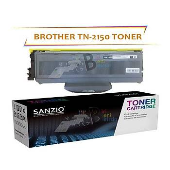 For Brother Tn-2150 Tn-2130 Muadil Toner DCP 7030 7040 MFC7440 HL2140