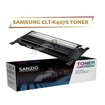 For Samsung Clt-K407S Muadil Toner CLP320 CLP325 CLX3185 CLX3186