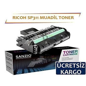 Ricoh SP 311 Muadil Toner SP311