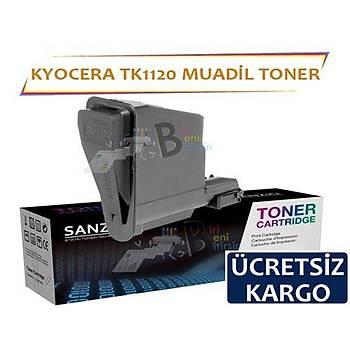 Kyocera Tk 1120 Muadil Toner Kyocera FS 1125MFP