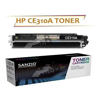 Hp LaserJet Pro 100 Ce310A Muadil Toner CP1025 CP1025nw M175 M175nw M176n M176fw M275 126A