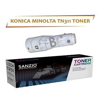 Konica Minolta Tn311 Muadil Toner Bizhub 350 300