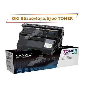 Oki B6200 B6250 B6300 Muadil Toner