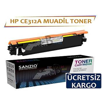 Hp LaserJet Pro 100 Ce312A Muadil Toner CP1025 CP1025nw M175 M175nw M176n M176fw M275 126A