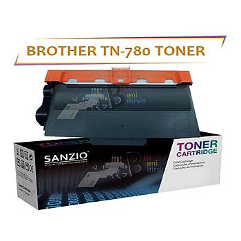 For Brother Tn780 Muadil Toner 5440/6180/8155