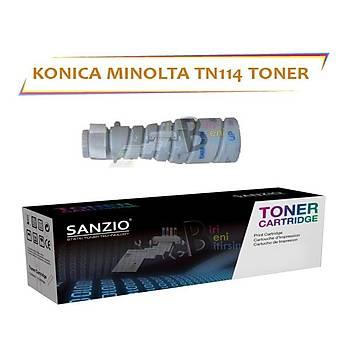Konica Minolta Tn114 Muadil Toner Bizhub Di1611 2011 B7516 210