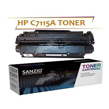 HP C7115A Muadil Toner 15A LaserJet 1000W 1005N 1200W 1210 1220 3300 3320N 3330 3380 Canon LBP-1210