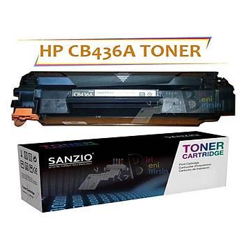 HP CB436A Muadil Toner 36A M1120n, M1522nf, P1505n, LBP3250