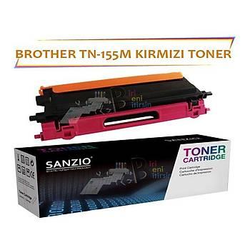 For Brother Tn-155M Kýrmýzý Muadil Toner 9040