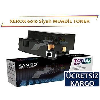 Xerox 6010 Siyah 106R01634 Muadil Toner Phaser 6000 6010 Wc6015