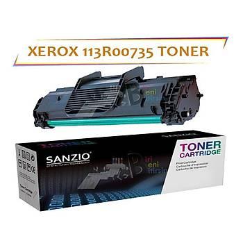 Xerox 113R00735 Muadil Toner Phaser 3200Mfp