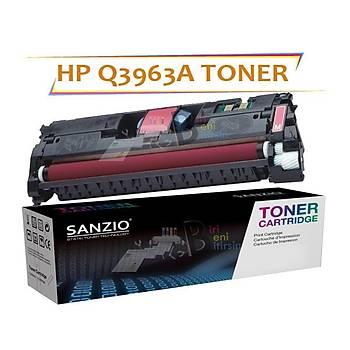 Hp Color LaserJet Q3963A Muadil Toner 122A 2550 2820 2840