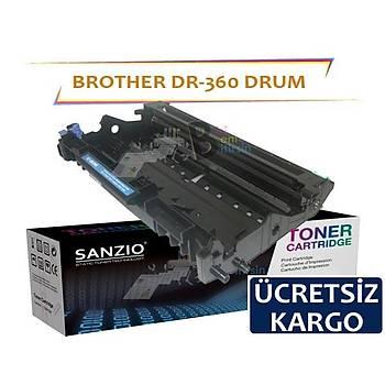 ForFor Brother DR360 DR2125 DR2150 Muadil Toner Drum