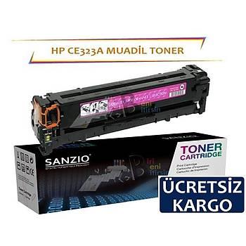 Hp CE323A Muadil Toner Kýrmýzý 128A Cm1415 1525