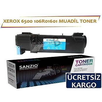 Xerox 6500 Mavi 106R01601 Muadil Toner Phaser 6500 6505N MFP