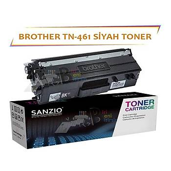 For Brother TN 461 Siyah Muadil Toner DCP L8410CDW MFC L8690 L8900