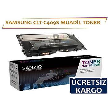 For Samsung Clt C409S Muadil Toner Mavi CLP315 CLX3175 CLP310 CLX3170