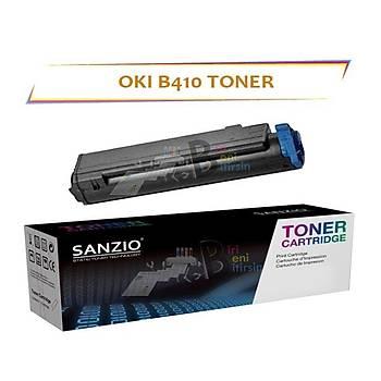 Oki B410 Muadil Toner B410 B430 B440 MB460 MB470 MB480