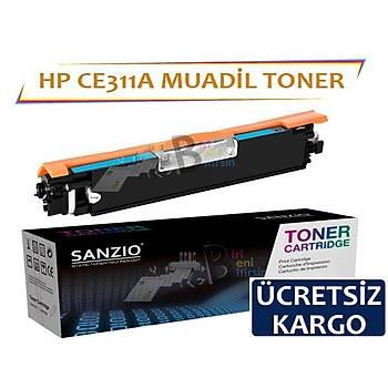 Hp LaserJet Pro 100 Ce311A Muadil Toner CP1025 CP1025nw M175 M175nw M176n M176fw M275 126A