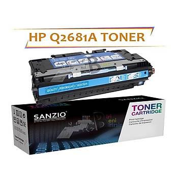 Hp Color LaserJet Q2681A Muadil Toner 311A 3700