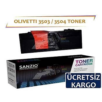 Olivetti D Copia 3503MF 3504MF Muadil Toner