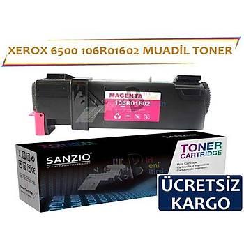 Xerox 6500 Kýrmýzý 106R01602 Muadil Toner Phaser 6500 6505n MFP