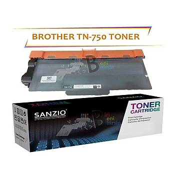 For Brother Tn-750 Muadil Toner 5450 5470