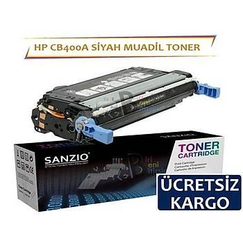 HP CB400A Muadil Toner Siyah 642A CP4005N CP4005DN