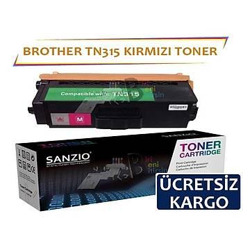 For Brother TN 315 M Kýrmýzý Muadil Toner HL4150