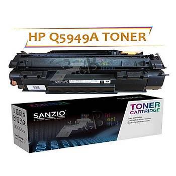 HP LaserJet Q5949A Muadil Toner 49A P2014 P2015 P2015dn M2727 3390 3392 1320 1160